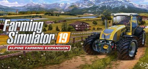 Photo of FS19 – Alpine Farming Dlc V1