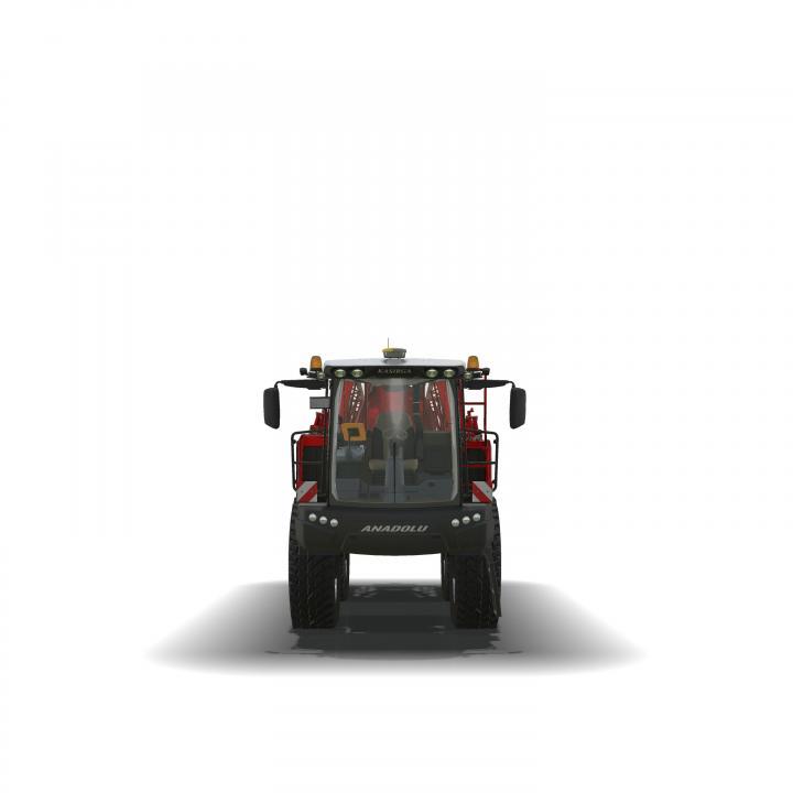 FS19 - Anadolu Spraying Tr V1