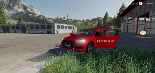 Photo of FS19 – Audi Q5 Straz Pozarna V1