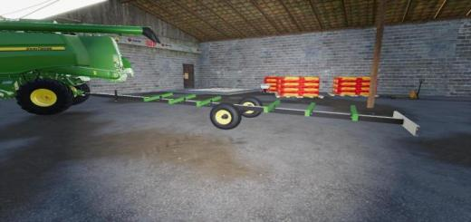 Photo of FS19 – Aw 700 Cuttertrailer V1