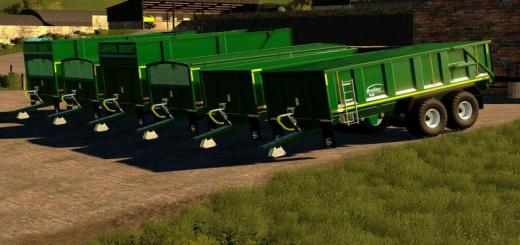 Photo of FS19 – Bailey Tb Pack V2