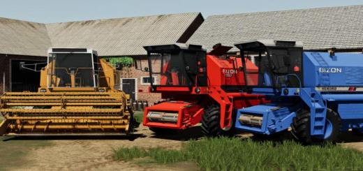 Photo of FS19 – Bizon Rekord Z058 V1