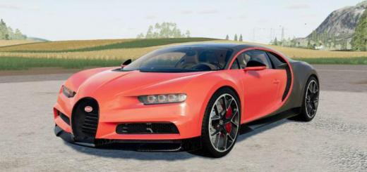 Photo of FS19 – Bugatti Chiron Sport