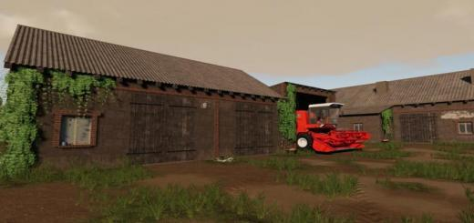 Photo of FS19 – Buildings In The Polish Style V1