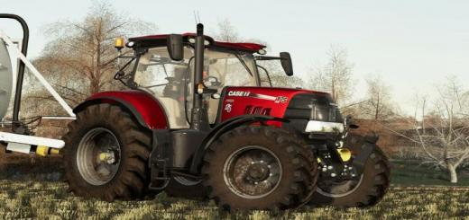 Photo of FS19 – Case Ih Puma Cvx 165 Tractor V1.1