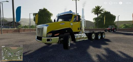 Photo of FS19 – Caterpillar Ct660 Truck V1