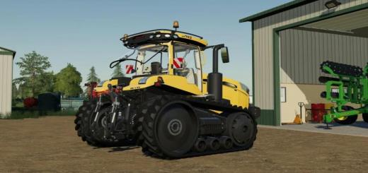 Photo of FS19 – Challenger And Fendt Mt V1