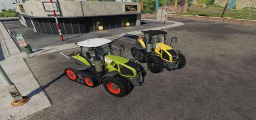 Photo of FS19 – Claas Axion 900 Series Terra Trac V1.0.0.1