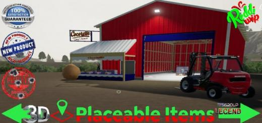 Photo of FS19 – Cocorette Egg Sale V1.5