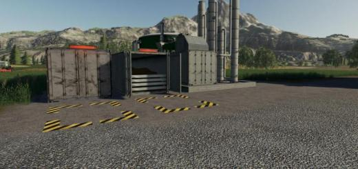 Photo of FS19 – Container Bga 45Kw V1
