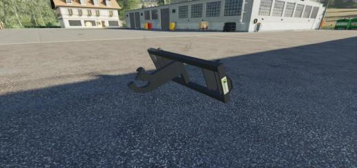 Photo of FS19 – Containerhook V1
