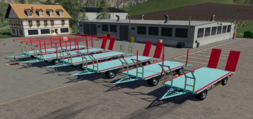Photo of FS19 – Crosetto Pack V1