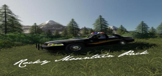 Photo of FS19 – Crown Vic Mountain States V1