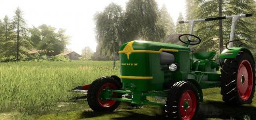Photo of FS19 – Deutz D25 V0.9 Beta