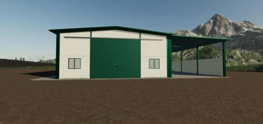 Photo of FS19 – Double Spanish Shed V1