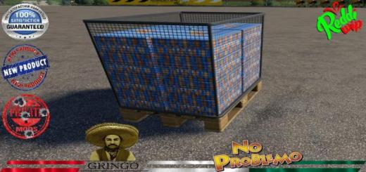 Photo of FS19 – Egg Palette Cocorette V1.5
