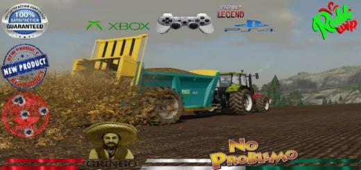 Photo of FS19 – Epandeur Rolland V2