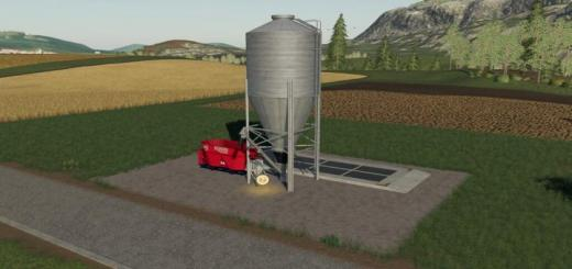 Photo of FS19 – Farm Silos For Total Mixed Ration V1.1