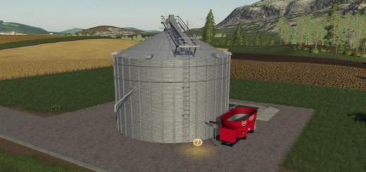 Photo of FS19 – Farm Silos For Total Mixed Ration V1