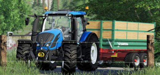Photo of FS19 – Farmtech Edk500/Tdk900 Trailer V1.1