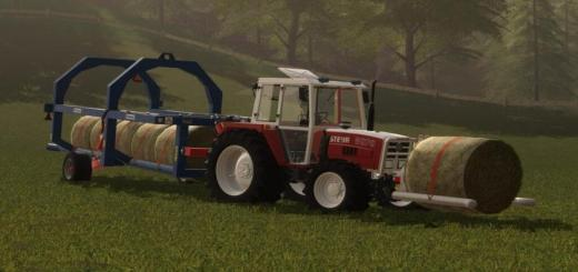 Photo of FS19 – Fast Coupler Fliegl Fork V1