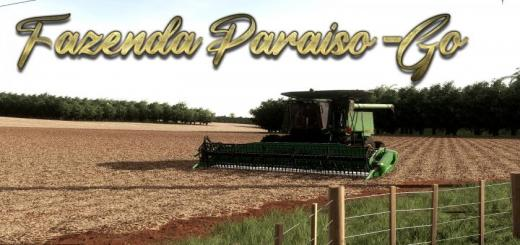 Photo of FS19 – Fazenda Paraiso Go Map V1