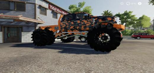 Photo of FS19 – Ford F250 Monster Truck V1