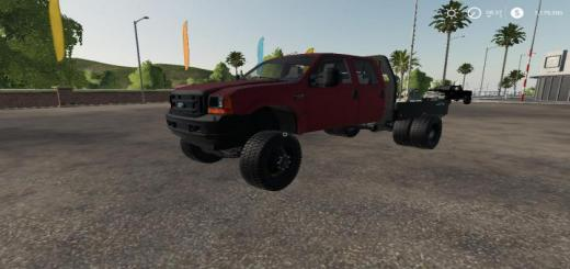 Photo of FS19 – Ford Power Stroke V1