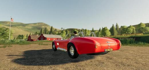 Photo of FS19 – Ford Shelby Cobra V1