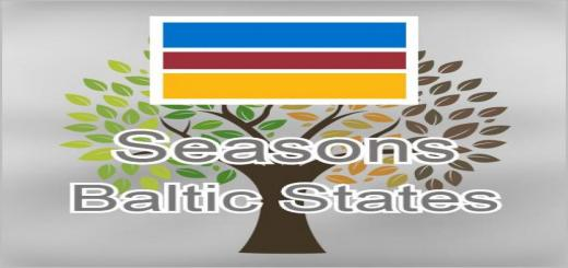 Photo of FS19 – Geo: Baltic States V1