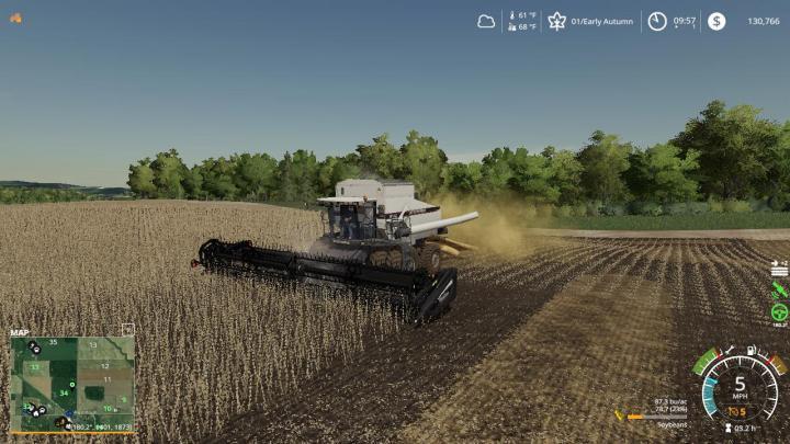 FS19 - Gleaner R65/R75 Harvester V1