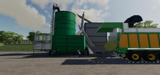 Photo of FS19 – Globalcompany – Multi Fermenter Horse Forage V1