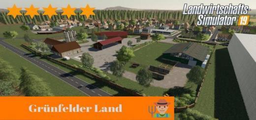 Photo of FS19 – Grunfelder Land Multiplayer V1.3 Beta