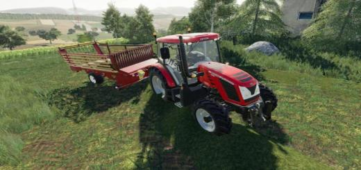 Photo of FS19 – Hagedorn Loader Wagon 4T V1
