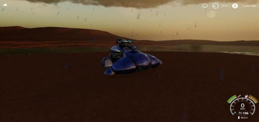 Photo of FS19 – Halo Covenant Wraith V2