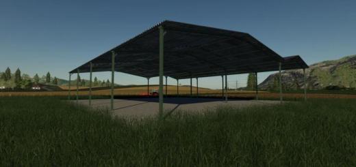 Photo of FS19 – Hangar02 V1