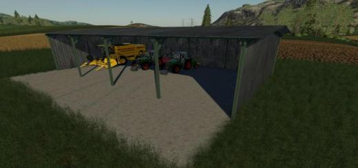 Photo of FS19 – Hangar03 V1