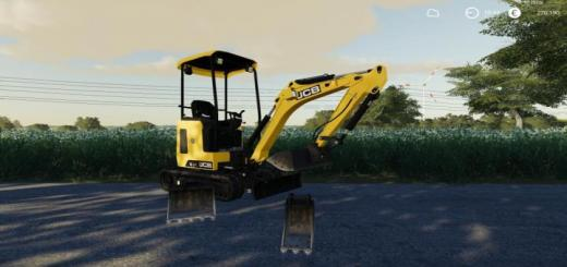 Photo of FS19 – Jcb 18Z V1