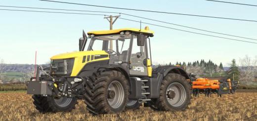 Photo of FS19 – Jcb Fastrac 3000 Xtra Tractor V1