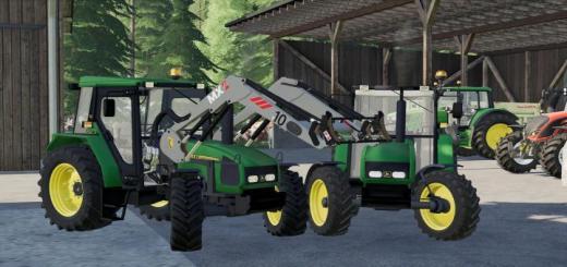 Photo of FS19 – John Deere 3000 Tractor V1