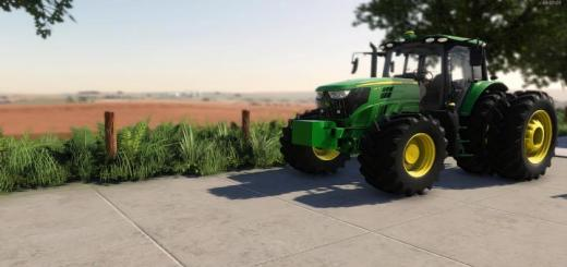 Photo of FS19 – John Deere 6M 2020 V1