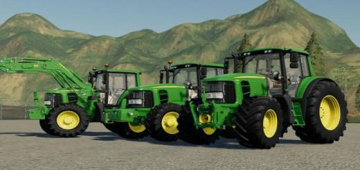 Photo of FS19 – John Deere 7030 Premium Series V1.2
