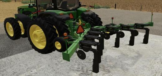 Photo of FS19 – John Deere 915 V-Ripper Series V1