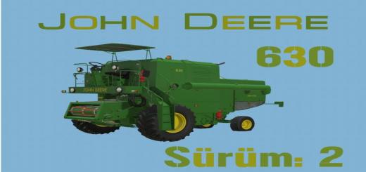 Photo of FS19 – John Deree 630 V2