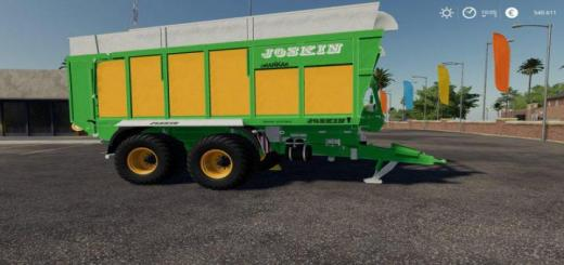 Photo of FS19 – Joskin Drakkar 6600 Trailer V1