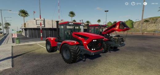 Photo of FS19 – Kirovets K7M Tractor V1