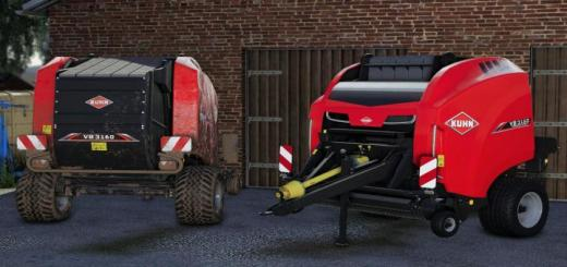 Photo of FS19 – Kuhn Vb3160 V1.1