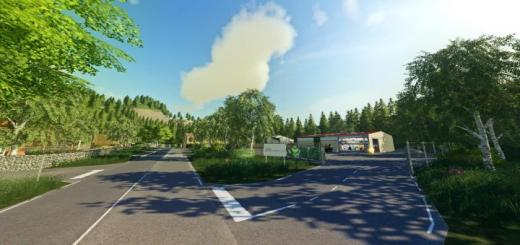 Photo of FS19 – Les Petites Collines Tp V2