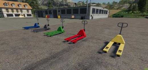 Photo of FS19 – Lizard Hand Lifter V1