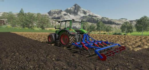 Photo of FS19 – Lizard K500 Cultivator V1